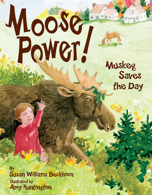 Moose Power!