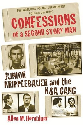 Confessions of A Second Story Man