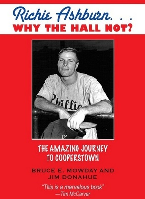Richie Ashburn: Why The Hall Not?