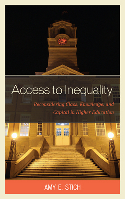 Access to Inequality