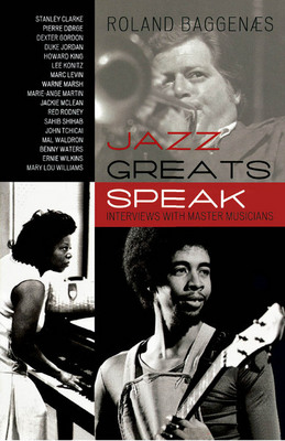 Jazz Greats Speak