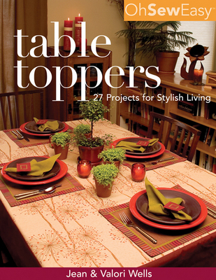 Oh Sew Easy(R) Table Toppers