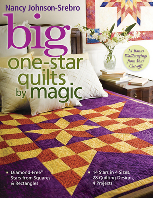 Big One Star Quilts By Magic