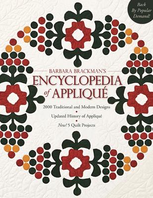 Barbara Brackman's Encyclopedia Of Applique