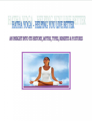 Hatha Yoga-Helping You Live Better