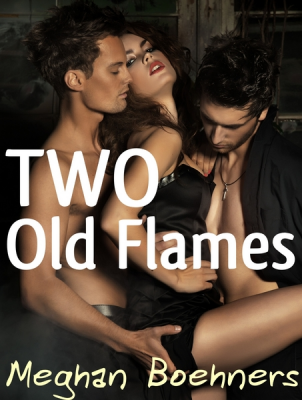 Two Old Flames (MMF Menage Threesome Erotic Romance)