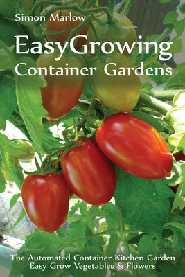 Easy Growing Container Gardens, book cover