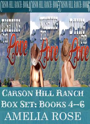 Carson Hill Ranch Box Set