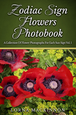 Zodiac Sign Flowers Photobook