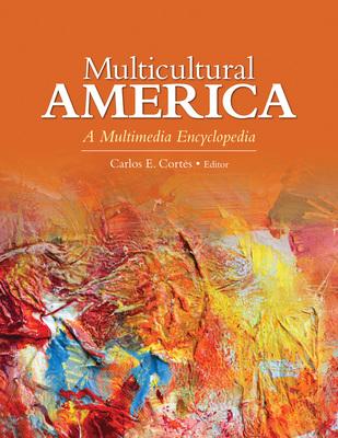 América multicultural: una enciclopedia multimedia, portada del libro